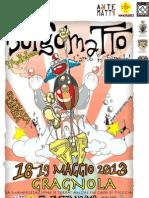Artisti Borgomatto 2013