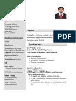 Ram Resume