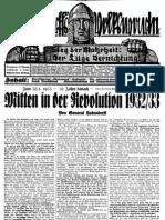 Ludendorffs Volkswarte Von 1932, Volkshochschule Nachdruck