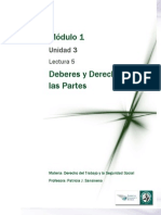 Lectura 5 - Deberes y Derechos de las Partes.pdf