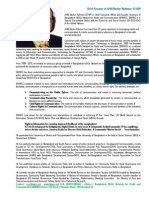 Brief Resume of AHM Bazlur Rahman- S21BR