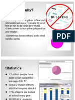 5th Period Social Studie...Bullying