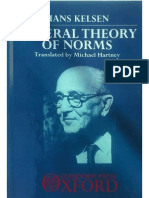 General Theory of Norms - Kelsen