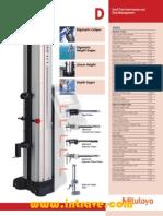 D US 1002 Calipers Micrometros