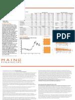 Weekly Market Recap-Week of May 6th-MSF