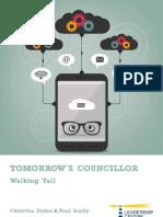 Tomorrow's Councillor - Walking Tall
