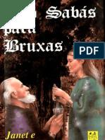 Oito Sabás para Bruxas -  Janet e Stewart Farrar
