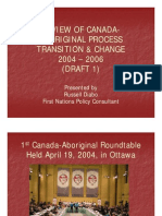 Paul Martin's Hypocrisy - The Truth About the 2005 Kelowna Accord