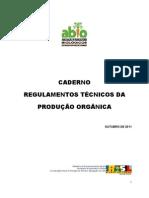 caderno regulamentos técnicos