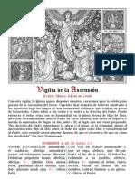 Vigilia de la Ascensión. forma extraordianria. latín-castellano