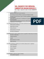 Especial Banco Do Brasil (Com Gabarito)