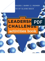 The Leadership Challenge Activitie