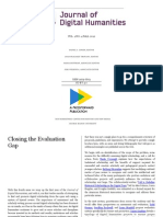 Journal of Digital Humanities