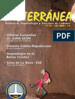 Andalucia Subterranea Nº 15