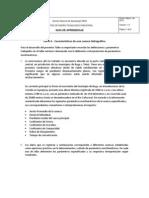 Parte II - Características de una cuenca hidrográfica