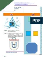 Problemas de Abastecimiento - Upt - Tacna