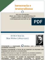 Burocracia_Estruturalismo