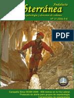 Andalucia Subterranea Nº 17