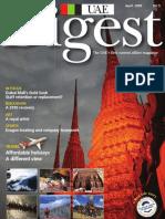 UAE Digest Apr 09