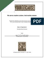 NYACauseCertificate May 2013