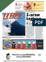 Today's Libre 05082013