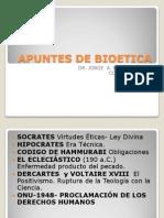 Bioetica en Cirugia