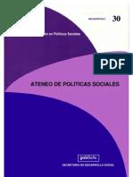 Ateneo Politicas Sociales