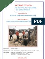Informe Tecnico Ems Muros de Contencion Habitaria