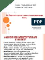47885106 Analisis Data Kualitatif
