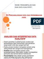 47885106 Analisis Data Kualitatif