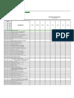 Formato Para Distribucion Presupuestaria