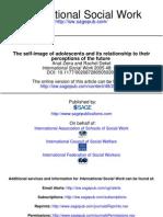 International Social Work 2005 Zeira 177 91