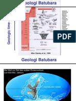 Geologi Batubara