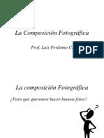 Composiciòn fotogràfica