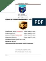 Assignment UPS