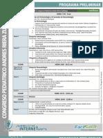 Cronograma de actividades - Congreso Pediatrico ARZ 2013.pdf