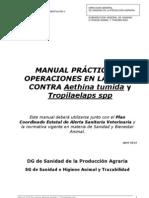 38_Manual_Práctico_Operaciones_de_Lucha_contra_Aethina_tumida_y_Tropilaelaps_spp_ abril_2012
