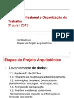 Aut 0520 3a. Aula Conteudos Projeto 2013