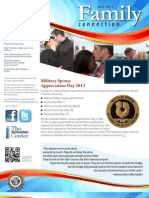 May 2013 Family Connection Newsletter