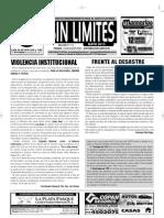 Sin Limites - Mayo 2013