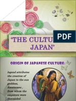 The Culture of Japan