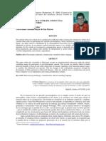 Comunicación Clínica  y Terapia Conductual dentro del Consultorio