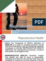 Module 1 - Reproductive Health