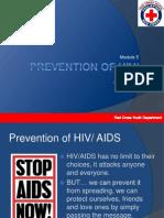 Module 3 - Prevention of HIV