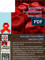 Module 4 - Sexually Transmitted Infection