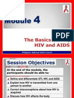 MODULE 4 (Basics of STI, HIV & AIDS).pptx