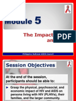 Module 5 (Impact)