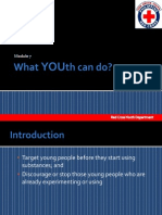 Module 6 - What YOUth Can Do
