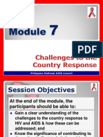 MODULE 7 (Challenges)