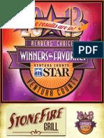 2013 Readers' Choice